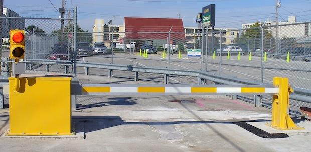 STL model 530 DAB bus exit